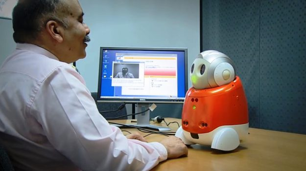 Robotics in aged care having an impact