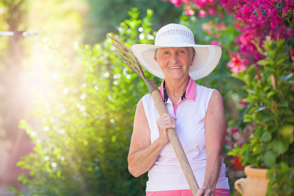 Summer safety for the elderly