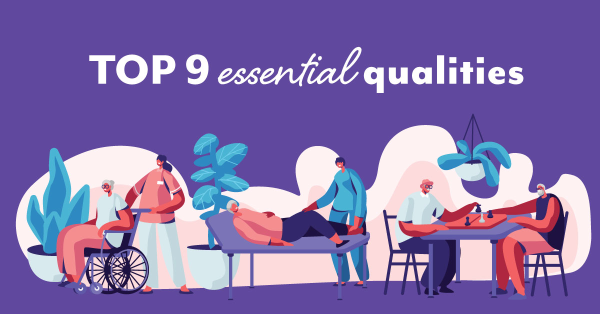top 9 essential qualities