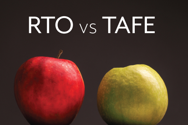 Differences between RTOs vs TAFE