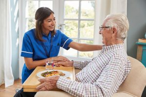 Career in aged care