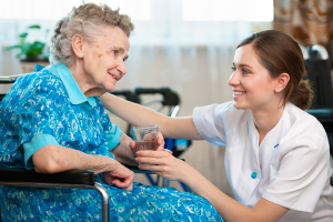 career change to aged care