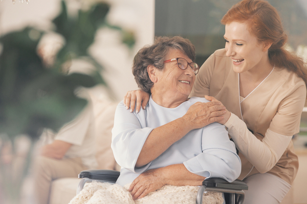 Aged care job growth in Queensland