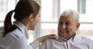Soft skills in aged care