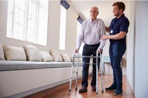 Millennials in aged care jobs