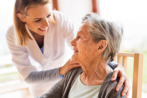 COVID-19 and aged care