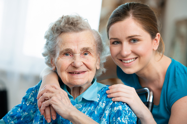 Our top tips for working in aged care
