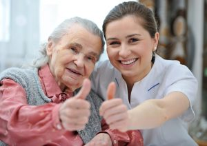 working in aged care tips