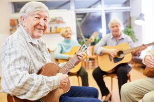 therapy options in aged care
