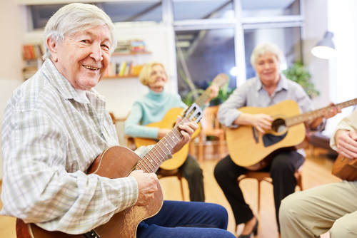 Thinking outside the box: Therapy options in aged care