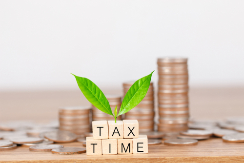 Tax time savings for learners
