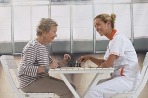 strong relationships in aged care