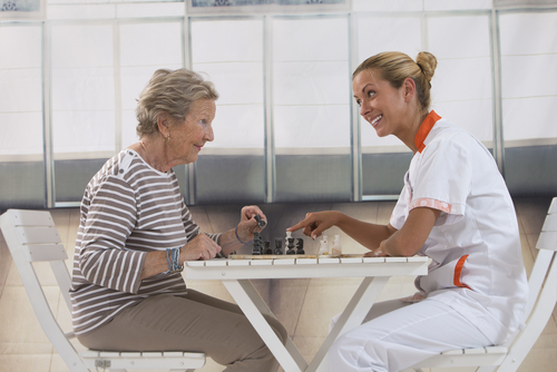 Fostering strong relationships in aged care