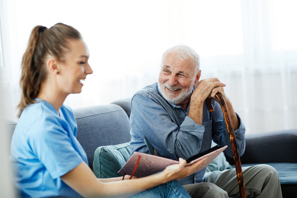 Skilling as an essential worker in aged care