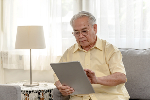 Tips to help support aged care connection