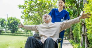 career change from disability sector