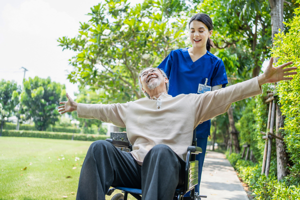 Ready for a career change? Pivot to an aged care career